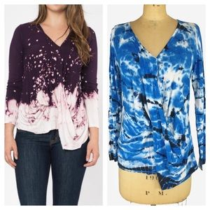 Young Fabulous & Broke Splendor Wrap Top